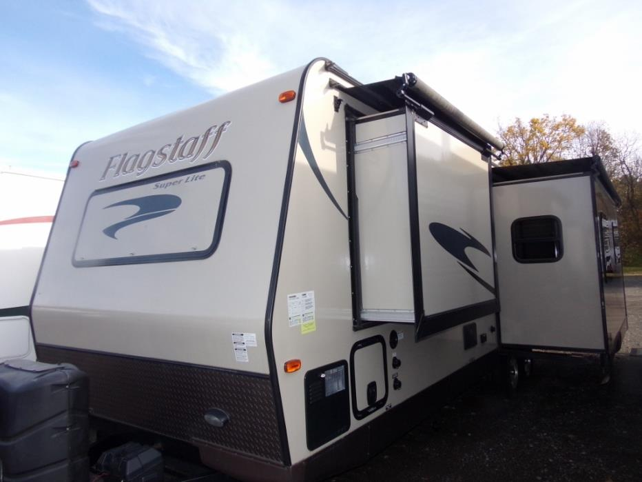 2015 Flagstaff SUPERLITE 26RLWS