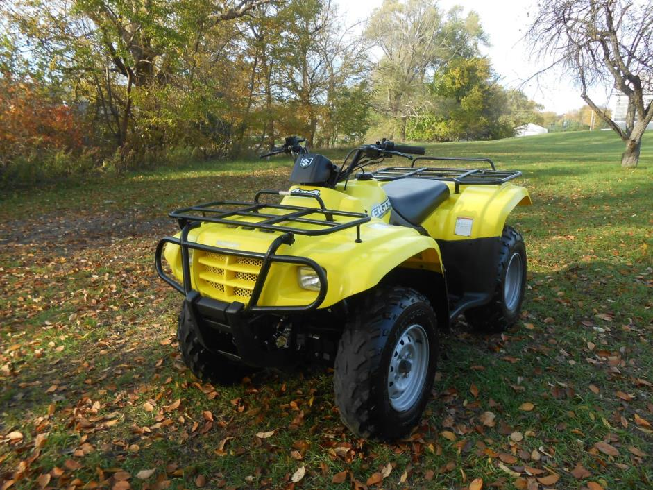 Suzuki Eiger Automatic 400 4x4 Lt A400f Motorcycles For Sale