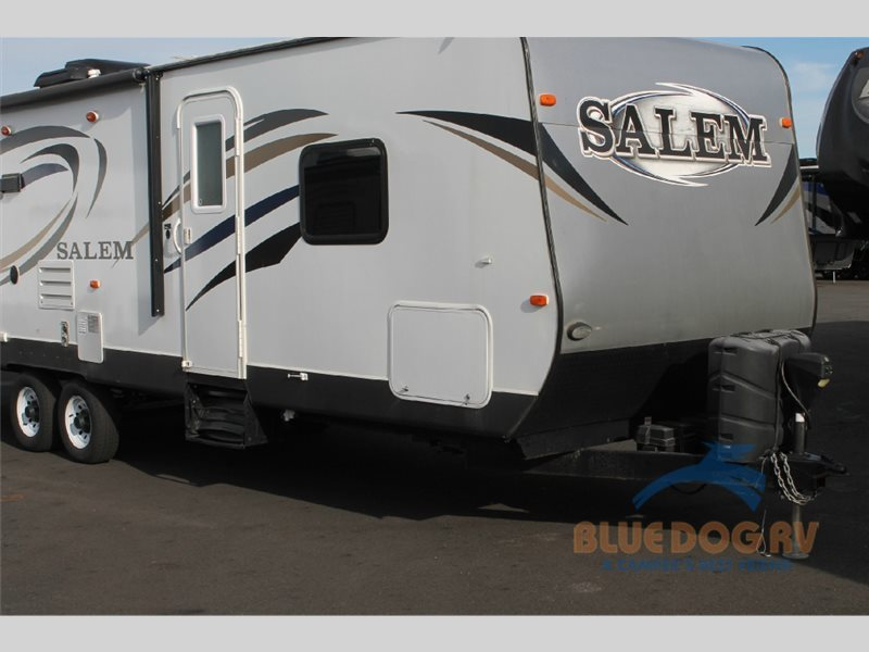 2015 Forest River Rv Salem 27RLSS
