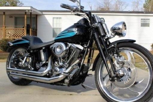 2006 Harley-Davidson Street Glide Trike