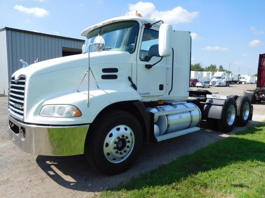 2007 Mack Vision Cx613 Conventional - Day Cab