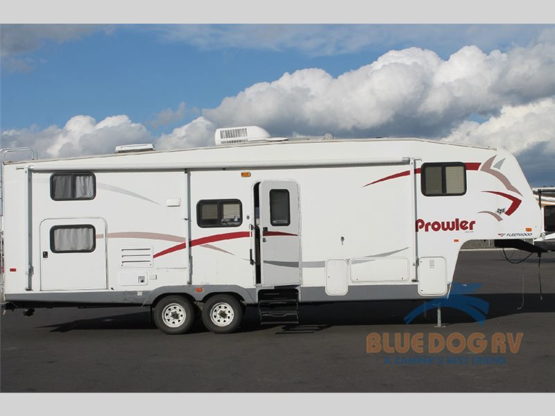 2006 Fleetwood Rv Prowler 30