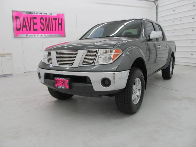 2006 Nissan Frontier  Pickup Truck