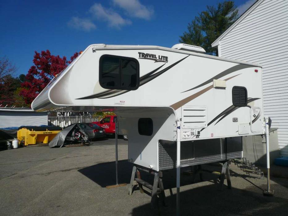 2015 Travel Lite 800X / 800SBX
