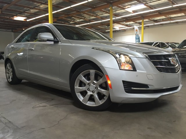2015 Cadillac ATS Sedan 4dr Sedan 2.5L Luxury RWD