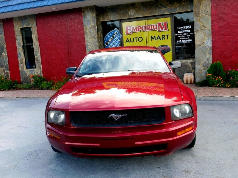 Ford mustang cars for sale in tampa florida for Ford motor credit tampa