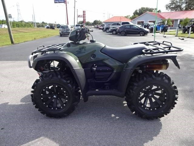 2011 Honda Foreman 500 4x4 Vehicles For Sale