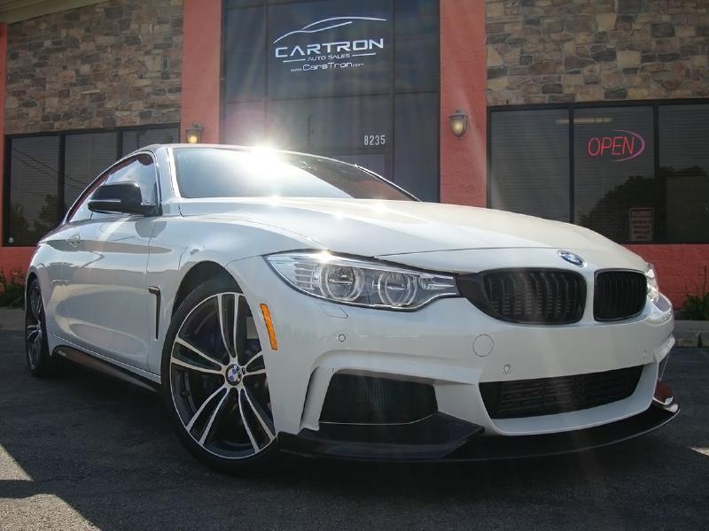 2015 BMW 435 I
