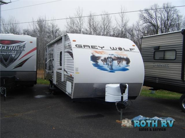2012 Forest River Rv Cherokee Grey Wolf 26BH
