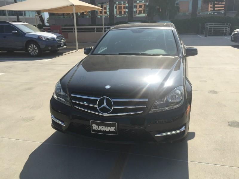 2014 Mercedes-Benz C250 RWD 4dr Sdn C250 Luxury RWD