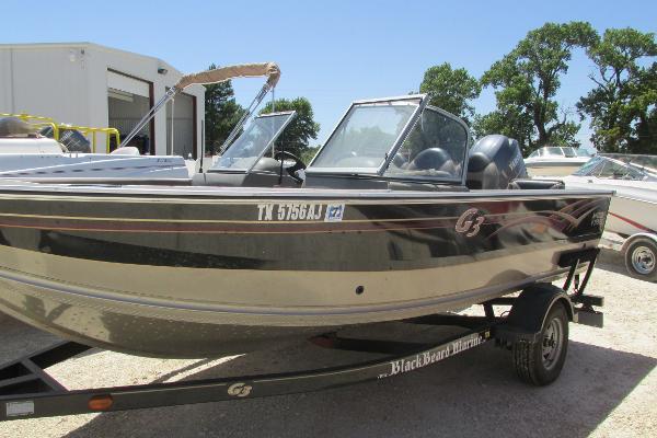 2007 G3 Angler V175 FS