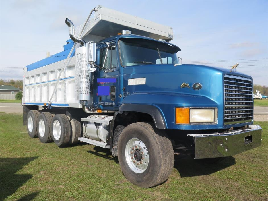 1999 Mack Cl713 Dump Truck