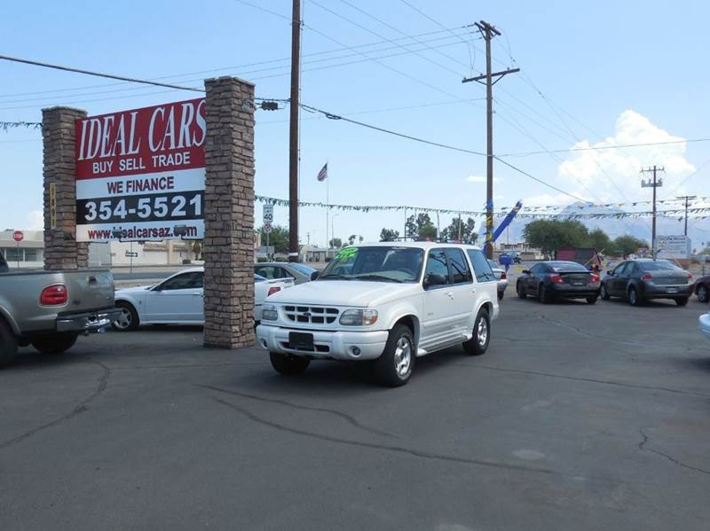 1999 Ford Explorer Limited 4dr 4WD SUV
