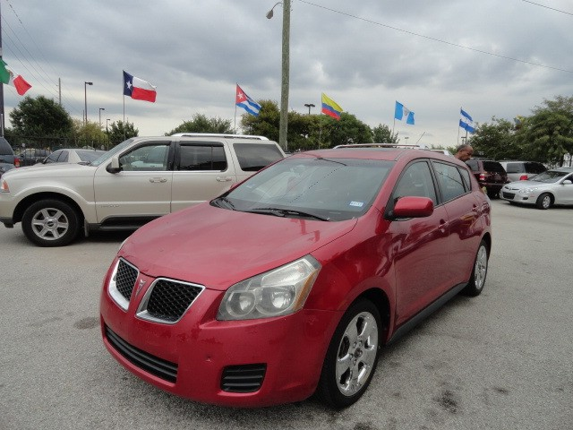 2009 Pontiac Vibe 4dr HB FWD w/1SB Cold Ac Must See