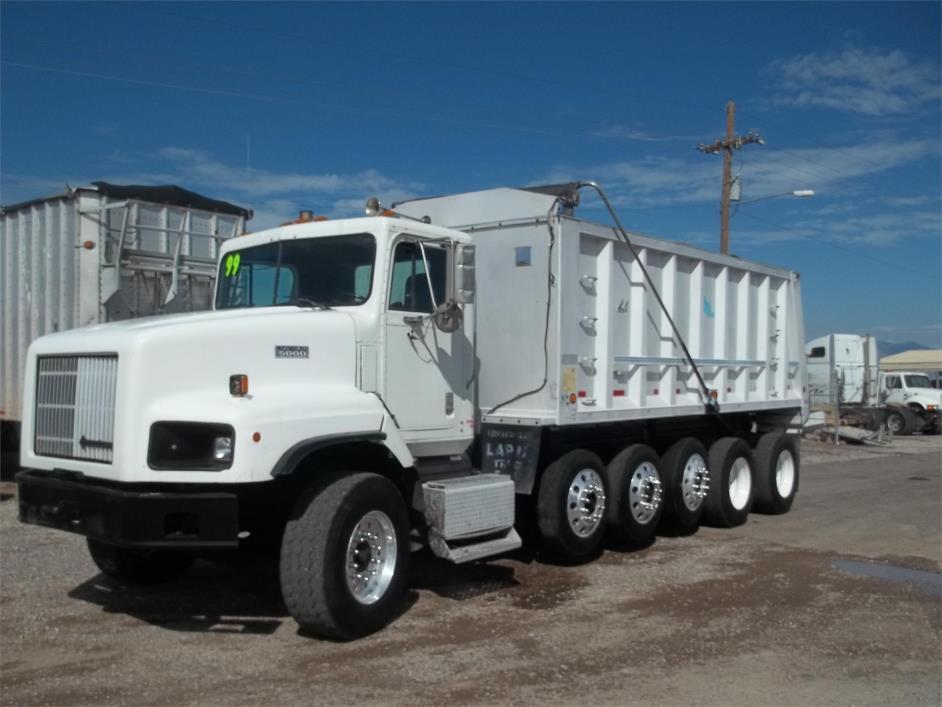 1998 International 5070  Dump Truck