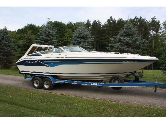 1990 Sea Ray 27 Pachanga