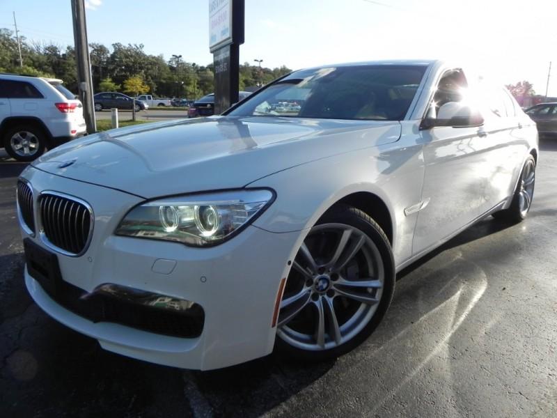 2013 BMW 750Li xDrive M-Sport $106k MSRP! 750Li xDrive AWD