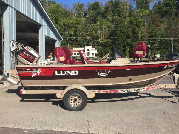Lund 1775 Pro V Boats for sale