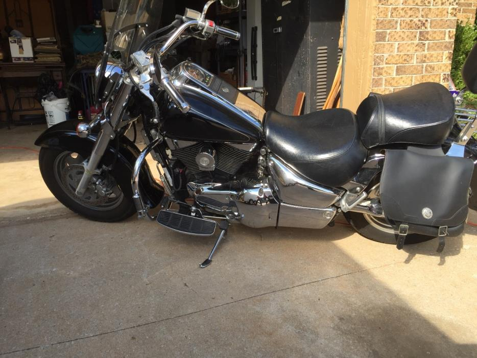 suzuki intruder 1500vl motorcycles for sale in oklahoma. Black Bedroom Furniture Sets. Home Design Ideas