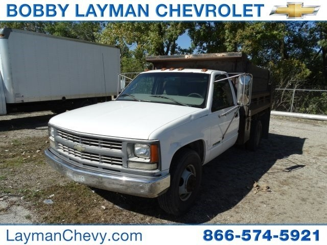 2000 Chevrolet C/K 3500  Dump Truck