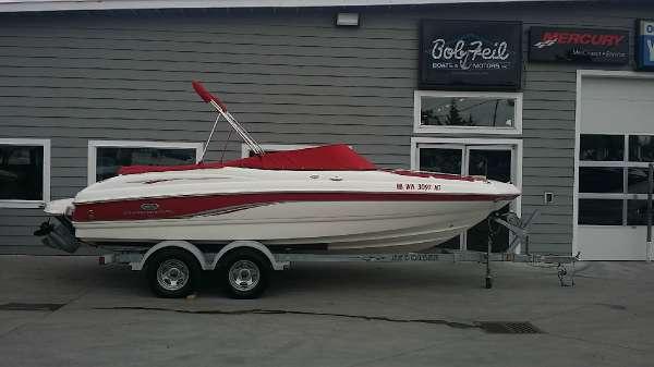 2006 Chaparral 210 SSi Sportboat