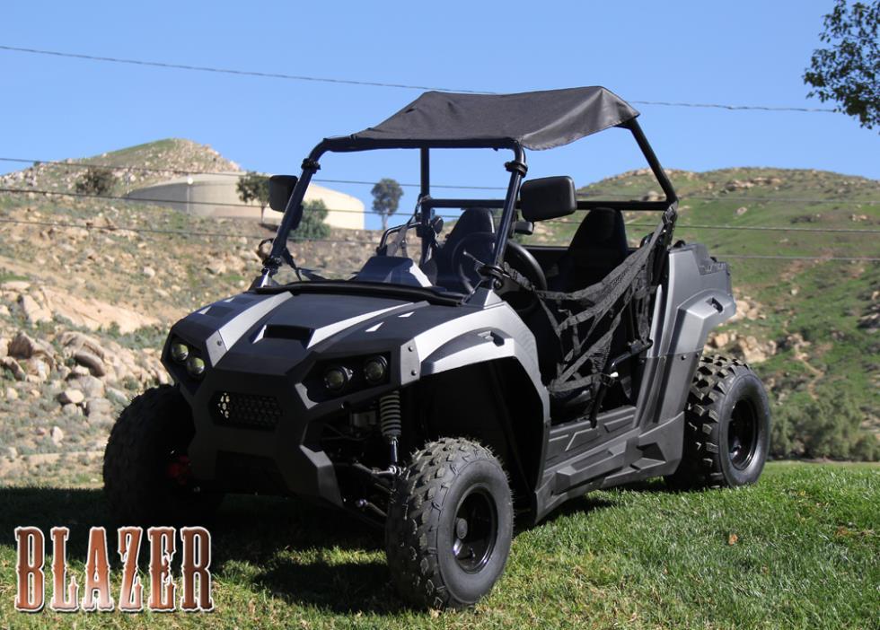 2016 Odes 2 Seater Mini Blazer 150