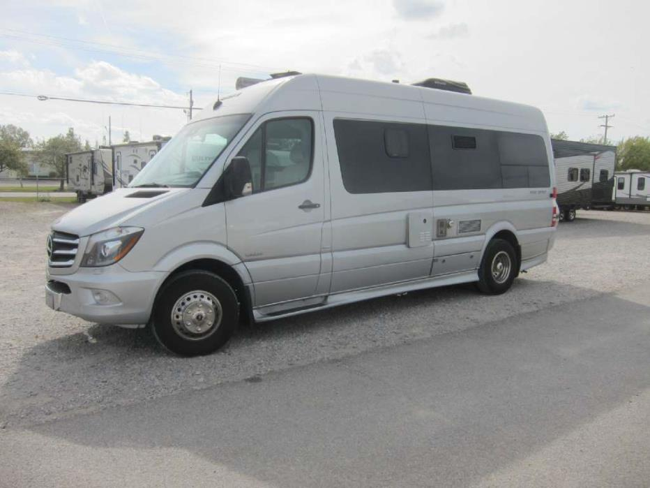 2014 Holiday Rambler Free Spirit RV Leisure