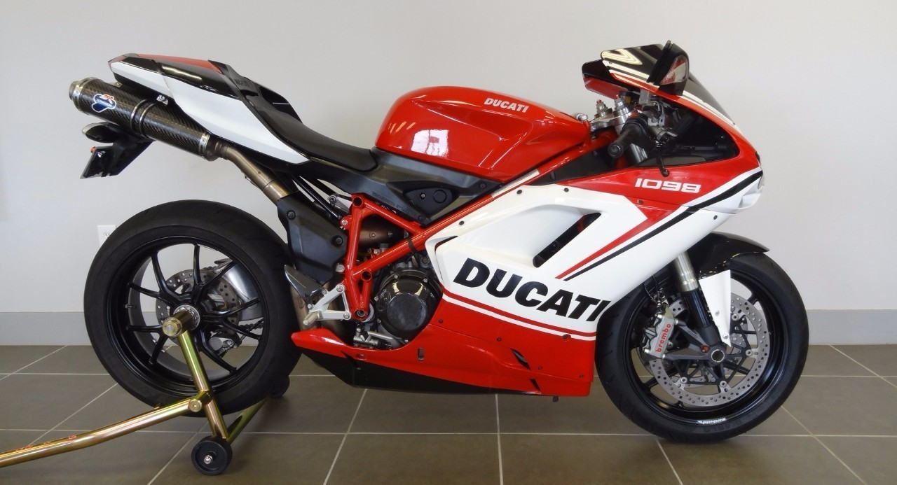 ducati superbike 1098 motorcycles for sale in houston texas. Black Bedroom Furniture Sets. Home Design Ideas