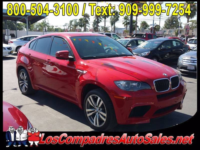 2011 BMW X6 M Base AWD 4dr SUV