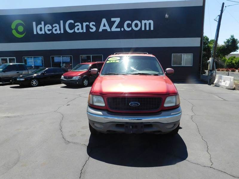 2000 Ford Expedition Eddie Bauer 4dr 4WD SUV