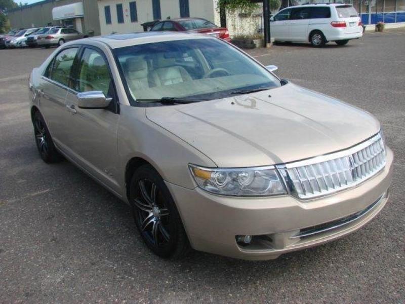 2007 Lincoln MKZ Base 4dr Sedan