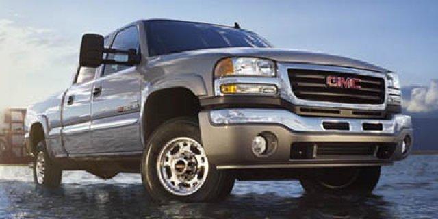 2007 Gmc Sierra 2500 Hd  Pickup Truck