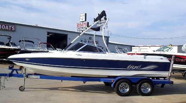 2001 Tige 2100 V Limited
