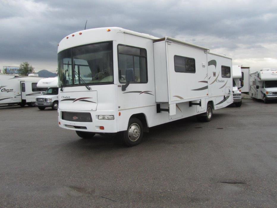 Winnebago Chalet 32kr Rvs For Sale In Utah