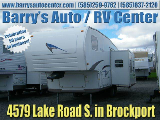 2005 Forest River ROCKWOOD 8240SS