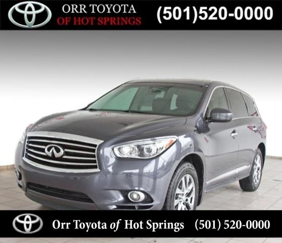 2013 Infiniti Jx35 Silver Cars For Sale