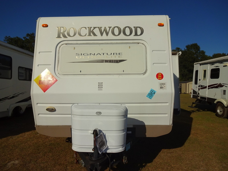 2008 Rockwood SIGNATURE 8298SS/RENT TO OWN/NO CREDIT C