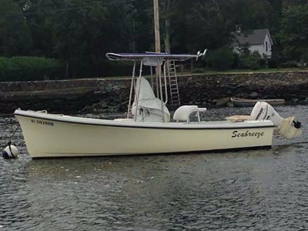 2012 Seabreeze Center Console
