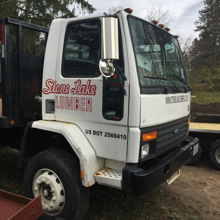 Flatbed Truck For Sale In Wisconsin