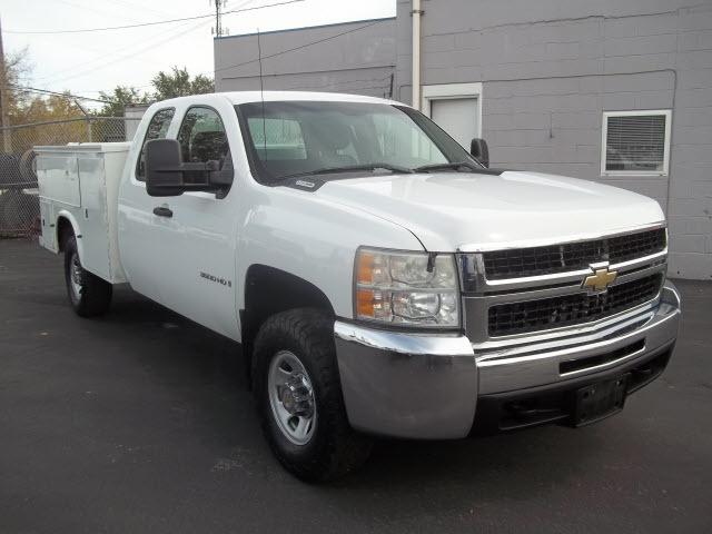 2007 Chevrolet Silverado 3500  Pickup Truck