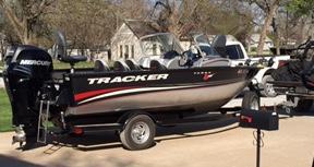 2012 Tracker 181
