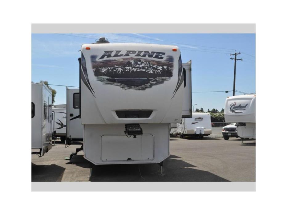 2014 Keystone ALPINE 3555RL