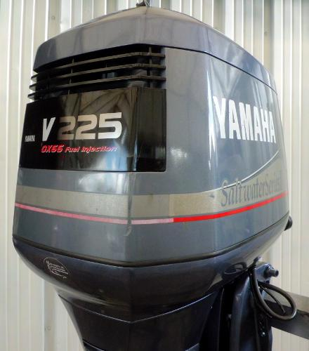 Yamaha Hp Salt Water Series Motor