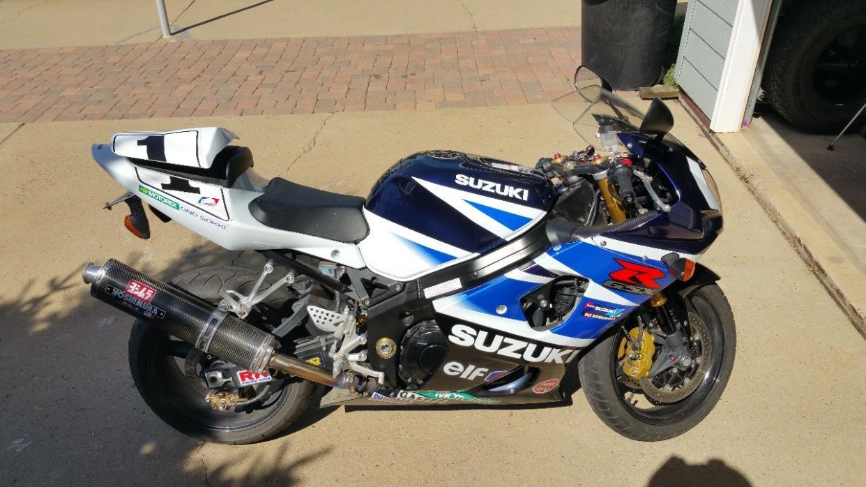 2007 Suzuki GSX-R 750
