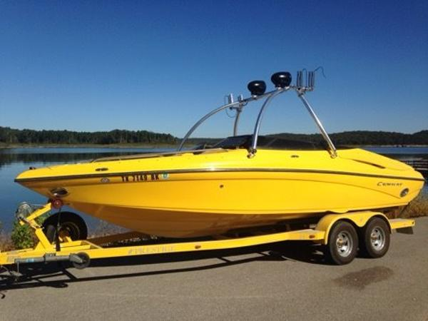 2008 Crownline 23 SS