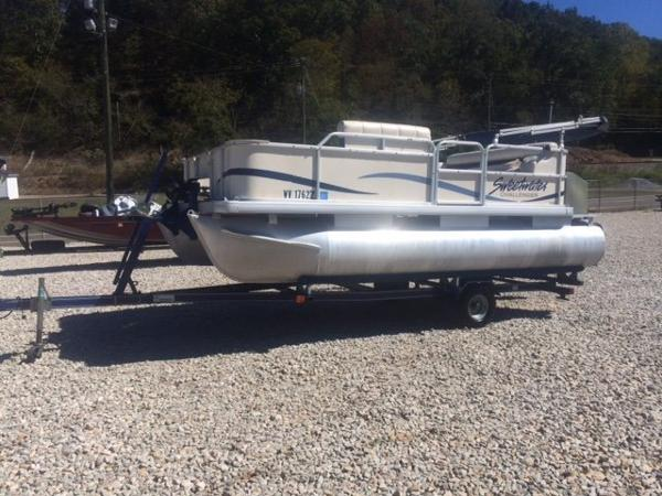 2005 Sweetwater Challenger 160 F