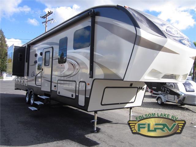 Keystone Rv Cougar 326rds Rvs For Sale In California