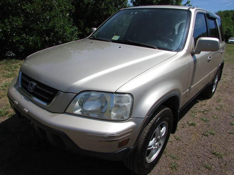 2001 Honda CR-V SE AWD 4dr SUV