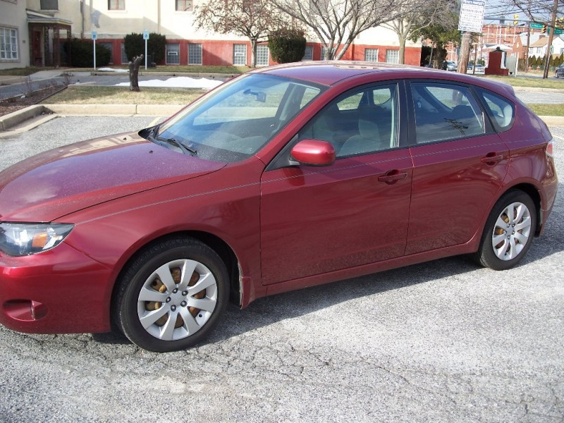 subaru impreza wagon cars for sale in maryland. Black Bedroom Furniture Sets. Home Design Ideas