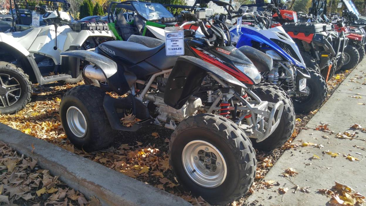 honda trx 250ex motorcycles for sale in idaho. Black Bedroom Furniture Sets. Home Design Ideas